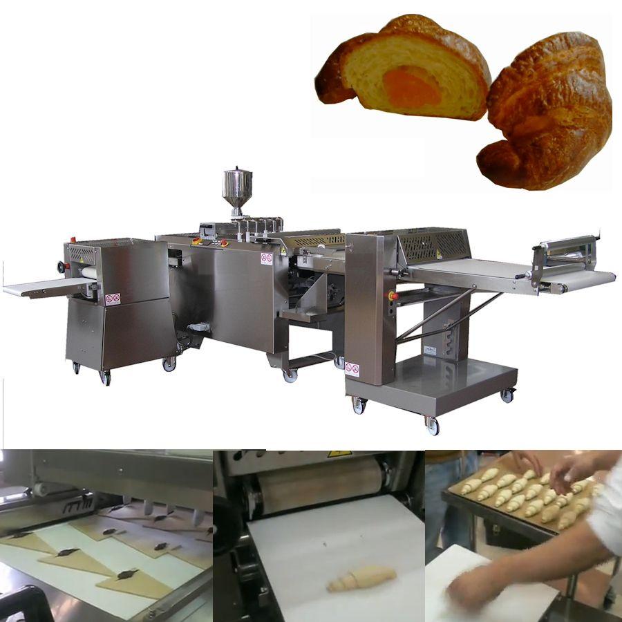 Machines croissant mat riel de boulangerie p tisserie for Prix materiel patisserie