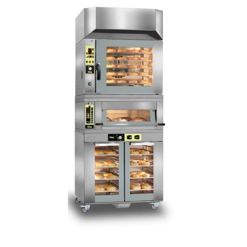 Four ventil s de point chaud for Prix materiel patisserie