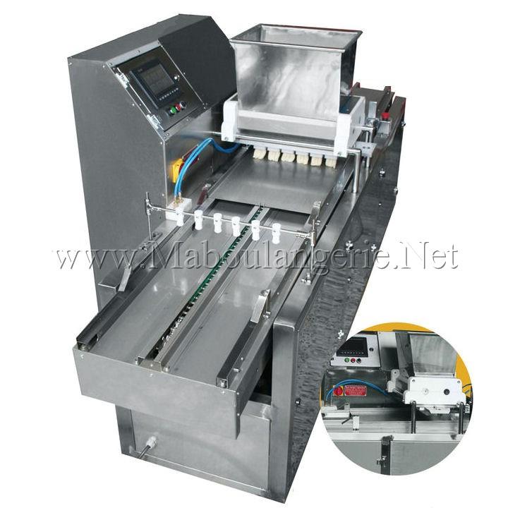 Dresseuse p te s2500 25900 0 mat riel de boulangerie p tisserie maboulangerie net - Machine a couper le pain professionnel ...