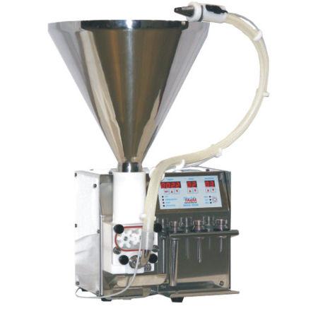 Combif ller f llmaschine mit dosierung for Machine plonge professionnel